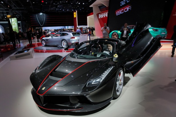 How Much Would It Cost to Buy a Ferrari LaFerrari Right Now?