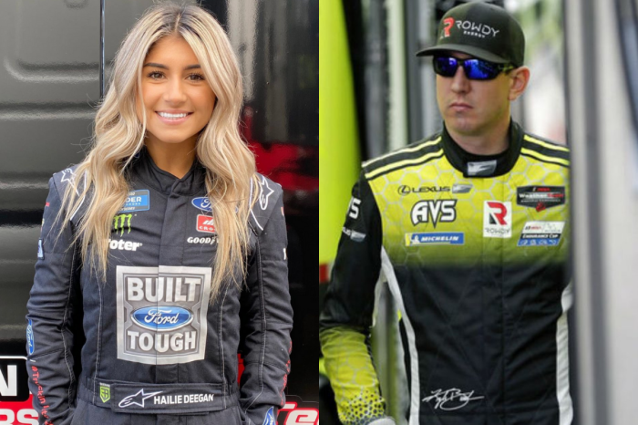 "Hailie Deegan on Looking up to Kyle Busch: ""I Love His Driving Style"""