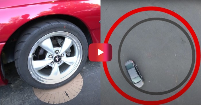 This Steering Angle Mod Allows Your Car to Make Sharper Turns