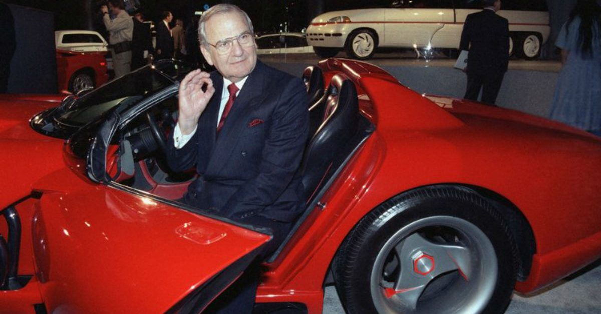 Lee Iacocca, Father of the Ford Mustang and Rescuer of Chrysler, Dies at 94