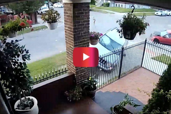 Cop T-Boned After Running Stop Sign, Arrests Innocent Driver