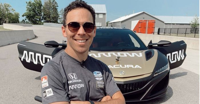 """""""I'm Getting Back in a Car!"""" Robert Wickens to Drive Parade Lap a Year After Devastating Crash"""