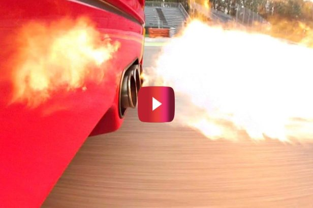 This Supercar Exhaust Sound Compilation Is Music to Our Ears