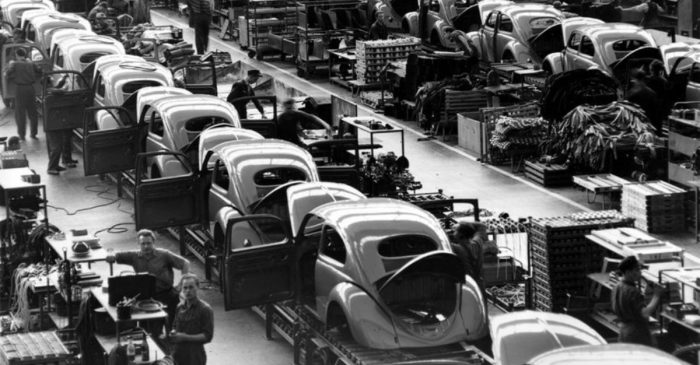 End of an Era: Volkswagen Halts Production of Beetle After 81 Years