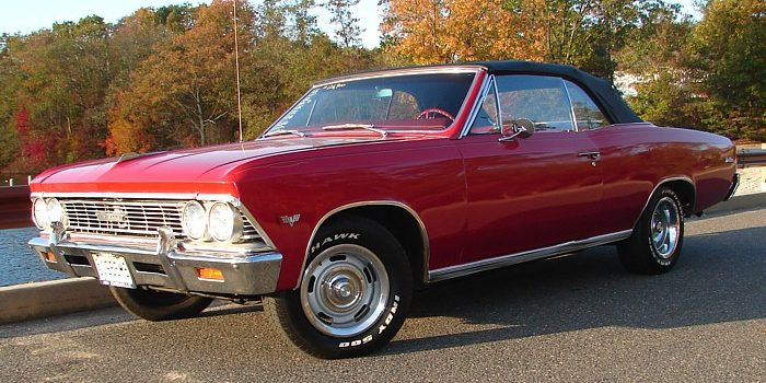 Don't Forget About the Classic 1966 Chevy Chevelle