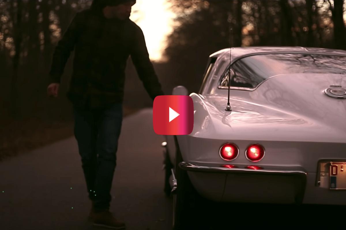 C2 Corvette Stingray test drive video