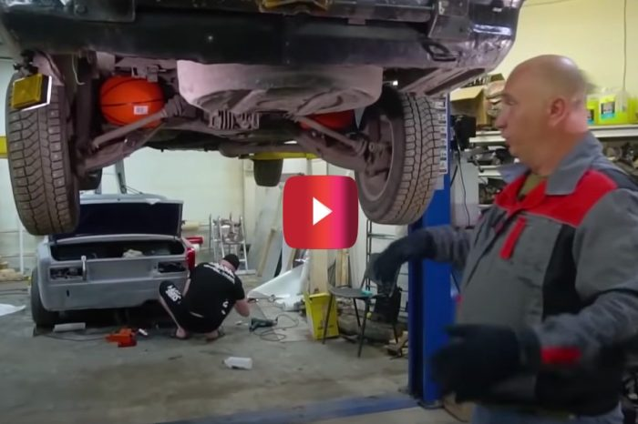 Gearheads Replace Springs With Basketballs for DIY Experiment