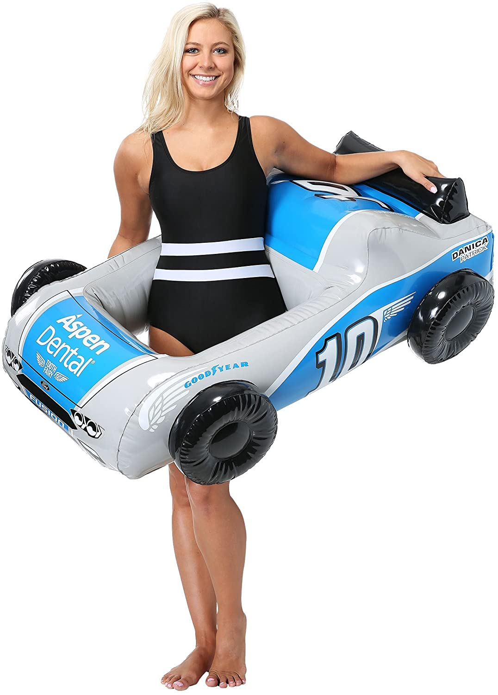 FUN.COM NASCAR Danica Patrick Car Small Pool Float Standard