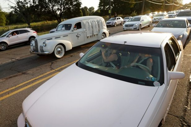 Aretha Franklin's 1940 LaSalle Hearse Has Quite the History