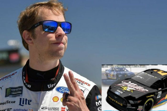 """It's NASCAR Halloween"": Brad Keselowski Is Geared up for Darlington Throwback Weekend"