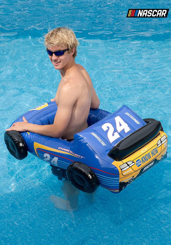chase elliott pool float