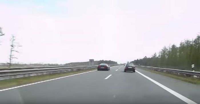 Corvette Hits 198 MPH in Autobahn Flyby
