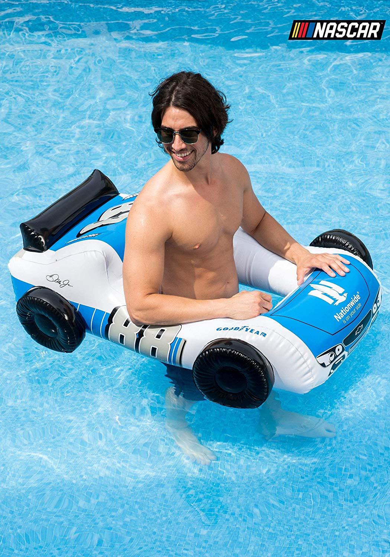 dale earnhardt jr float