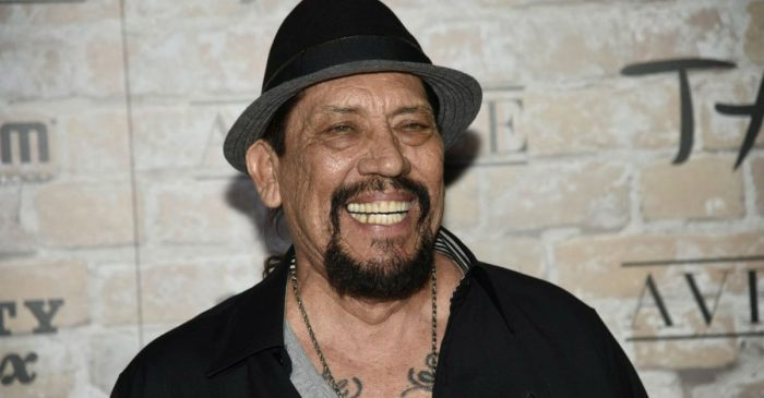 Actor Danny Trejo Rescues Baby Trapped in Overturned Car