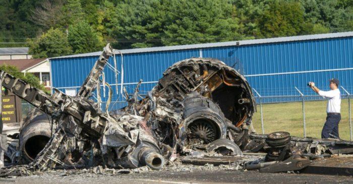 Landing Gear Failure Caused Earnhardt Plane Crash, Report Finds