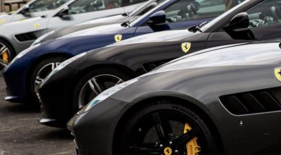 "Car Thieves Pull a ""Gone in 60 Seconds"" and Steal 2 Ferraris from Garage"