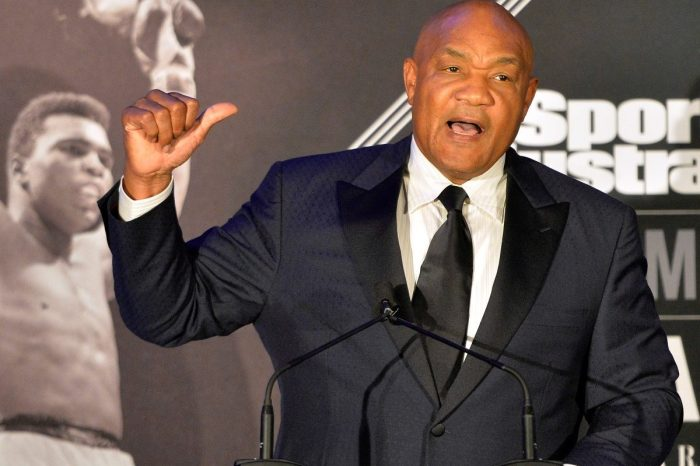 George Foreman Has an Awesome Car Collection and a Surprising Favorite