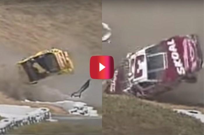 2 Wrecks Overshadowed Jeff Gordon's Big Win at Sonoma in '99