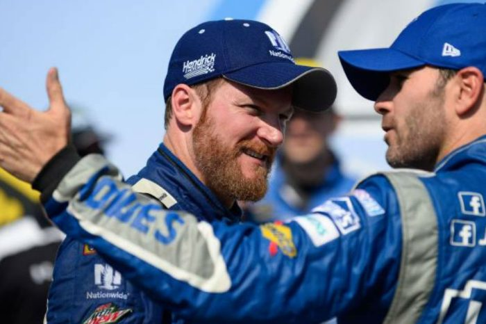 Jimmie Johnson Once Saved Dale Jr. After a Drunken Night Gone Wrong