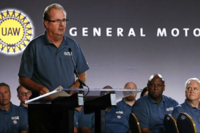 Strike Possible at General Motors for First Time in 12 Years
