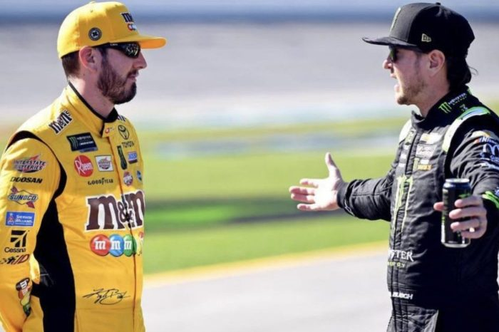 """Racing Wives"" Episode Gives Insight Into Kurt and Kyle Busch's Relationship"