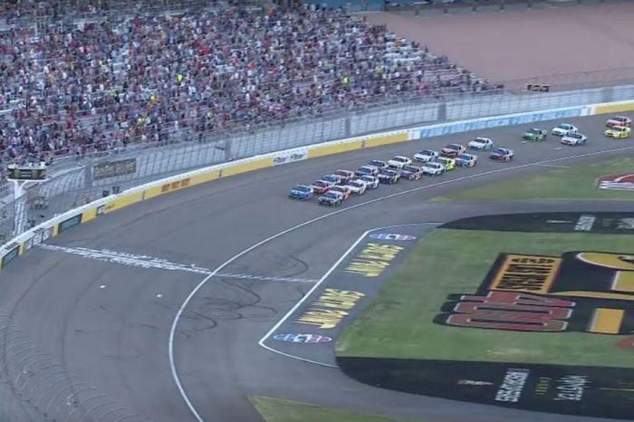 Kyle Busch vs. Garrett Smithley Feud Highlights Divide Between NASCAR Stars, Underdogs