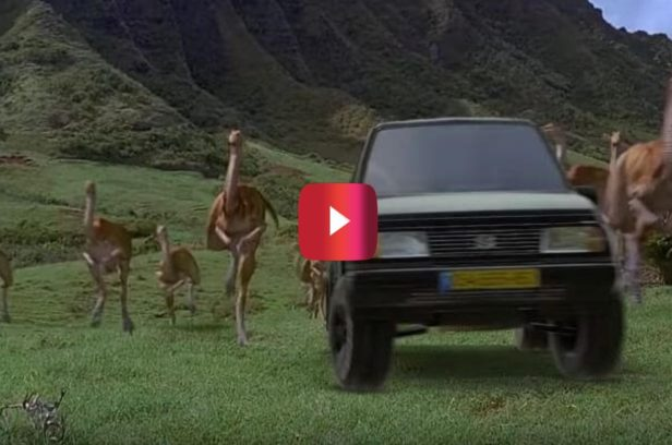 This Homemade Suzuki Commercial Is Better Than Any Car Ad You've Seen on TV