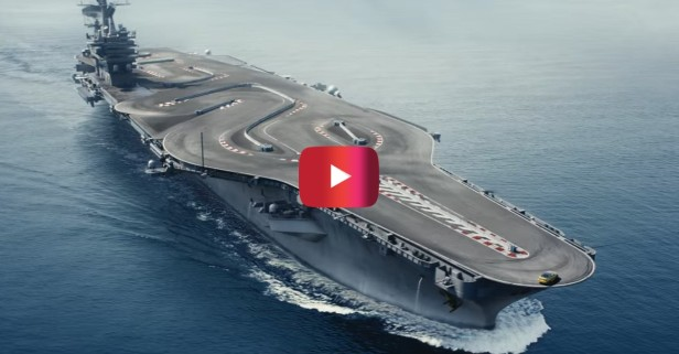 """BMW M4 Drifts on the """"Ultimate Racetrack"""""""