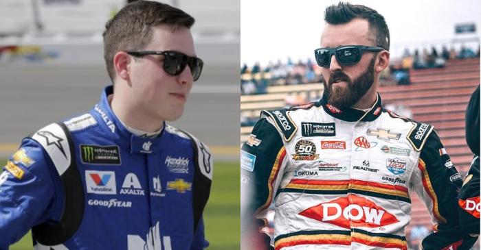 "Alex Bowman Slams Austin Dillon's ""Silver Spoon"" Legacy After Racetrack Run-in"