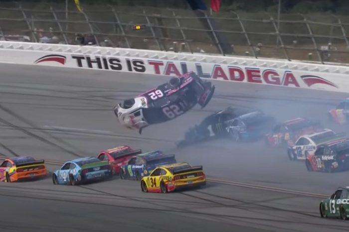 NASCAR Driver Brendan Gaughan Joked Around After This Terrifying Wreck