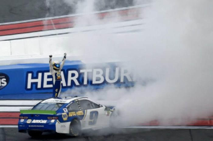 Crazy Charlotte Race Injects New Life Into NASCAR
