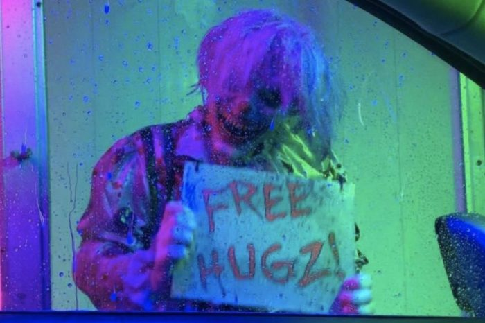 Haunted Car Wash in Ohio Churns Out Clean Cars and Halloween Scares