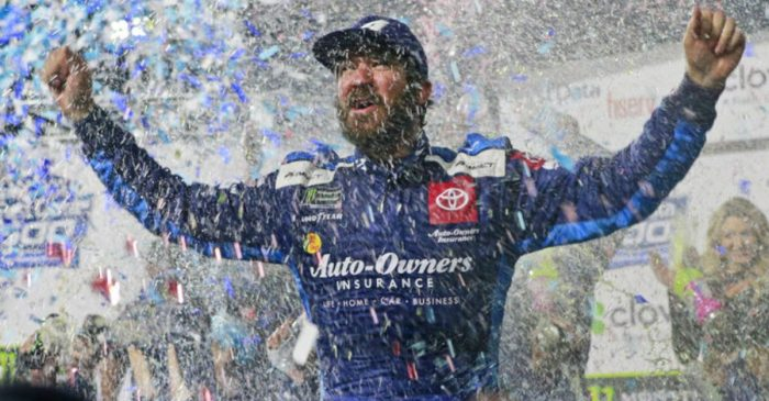 Despite Martinsville Domination, Martin Truex Jr. Overshadowed by Hamlin, Busch