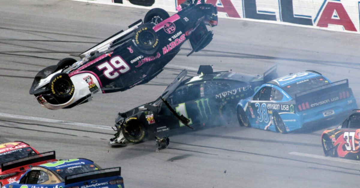 Brian France's NASCAR Playoff System Offers the Best Kind of Drama