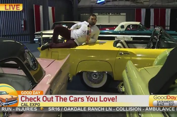 Watch the Disastrous Classic Car Segment That Got a TV Reporter Fired