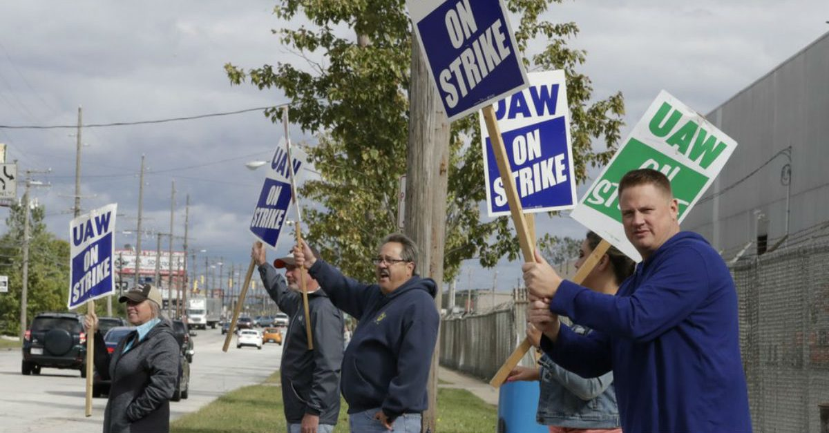 Is the GM Strike Finally Nearing a Resolution?