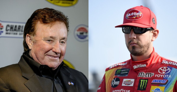 NASCAR Owner Richard Childress Once Beat Up Kyle Busch