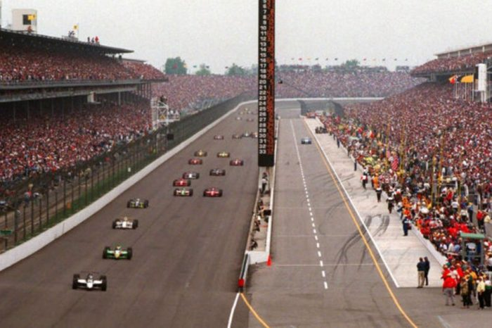 10 Most Historic Moments in Indianapolis Motor Speedway History