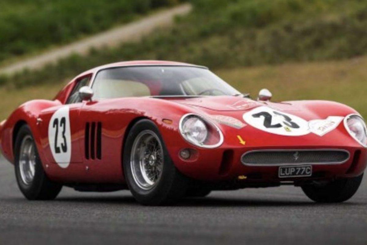 '62 ferrari 250 GTO