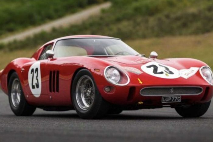 This '62 Ferrari 250 GTO Is the Most Expensive Car Ever Sold