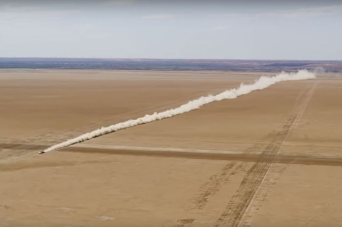 Bloodhound LSR Vehicle Hits 501 MPH, Closes in on Land Speed Record