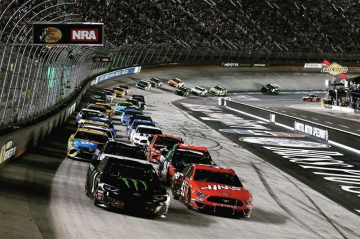 Short Track Racing to Be a Major Focus of Upcoming NASCAR Seasons
