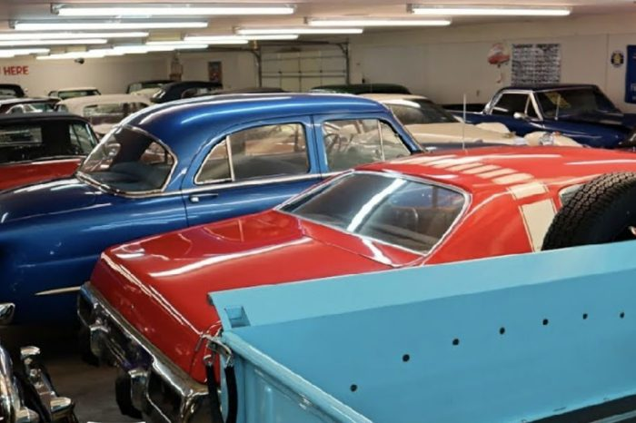 Even a Fire and a Tornado Couldn't Shut Down This Classic Car Dealership