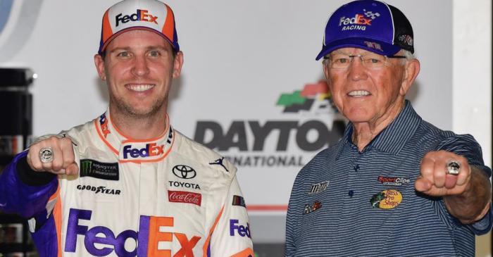 Denny Hamlin Net Worth: From Go-Kart Beginnings to NASCAR Millions