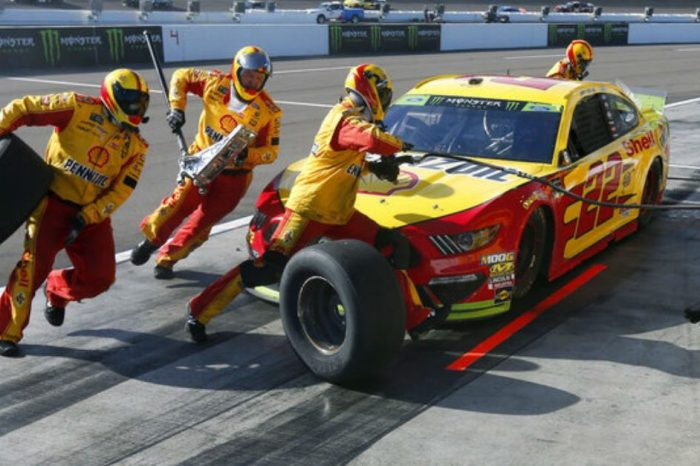 Joey Logano's NASCAR Title Hopes Crushed After Car Mysteriously Fails