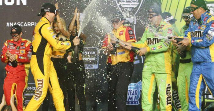 Kyle Busch, Michael Jordan, and NASCAR's Impending Rebound