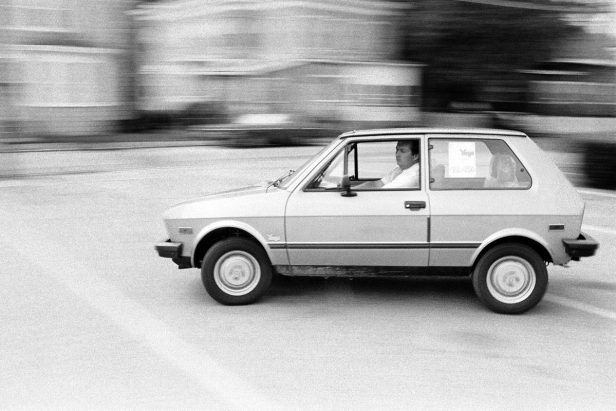 Remembering the Rise and Fall of the Yugo