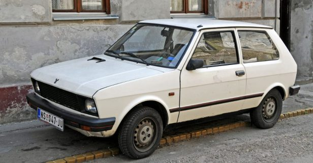 Breaking Down the Rise and Fall of the Yugo