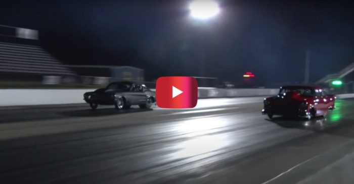 '67 Mustang Goes From Barn Find to 3,000-HP Dragster