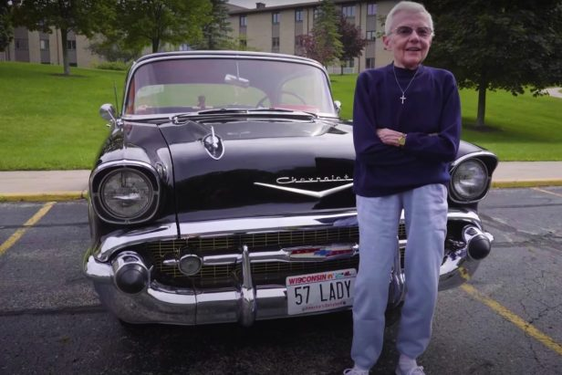 Meet the Woman Who Drove the Same '57 Chevy Bel Air for Over 60 years